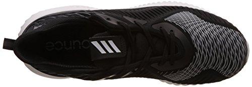 adidas Alphabounce Hpc M, Zapatillas de Running para Hombre Negro (Core Black/utility Black F16/ftwr White)