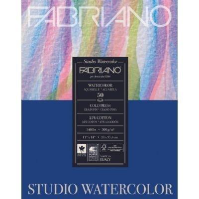 Fabriano Studio Wc Pad 11X14 Cp 300G 50 Shts SAVOIR-FAIRE