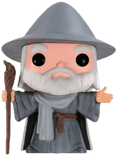 Funko - Figurine The Hobbit - Gandalf Pop 10cm - 0830395026565