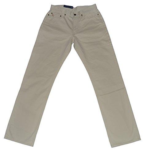 Ralph Lauren Chino Twill Straight Jeans Pants (Basic Sand...
