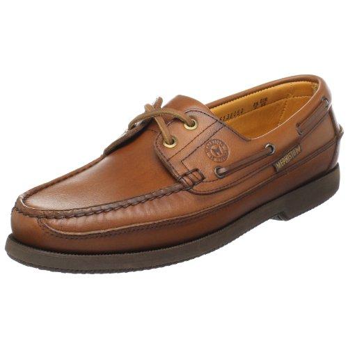 Mephisto Comfort Shoes (Mephisto Men's Hurrikan Boat Shoe,Hazelnut,13 M US)