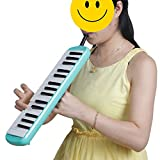 32 Piano Keys Melodica Instrument w/Blowpipe & Blow