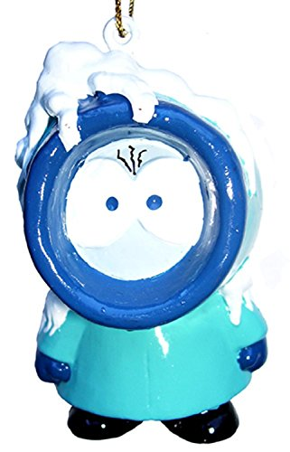 Click for larger image of Kurt Adler South Park Frozen Kenny Christmas Ornament 3' #SK0100