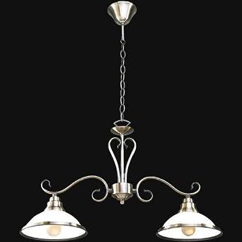 Lumières Nouveau Lampe 2 Lustre Design Style Luminaire Art 14712 Suspension Bronze yNnw8Pvm0O