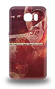Hot Fashion Design 3D PC Case Cover For Galaxy S6 Protective 3D PC Case NBA Los Angeles Clippers Blake Griffin #32 ( Custom Picture iPhone 6, iPhone 6 PLUS, iPhone 5, iPhone 5S, iPhone 5C, iPhone 4, iPhone 4S,Galaxy S6,Galaxy S5,Galaxy S4,Galaxy S3,Note 3,iPad Mini-Mini 2,iPad Air )