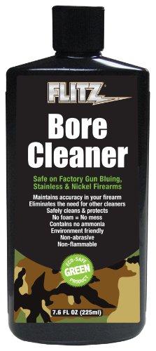 - Flitz GB 04985 Gun Bore Cleaner, 7.6 oz. Bottle