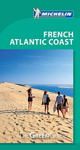 Michelin Green Guide French Atlantic Coast: Travel Guide (Green Guide/Michelin)
