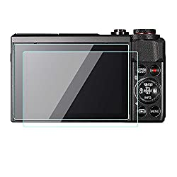 2 Pack Canon Powershot G7 X Mark Ii G9 X Camera Screen Protector Tempered Glass For Canon Powershot G7 X Mark Ii G9 X Digital Slr Camera
