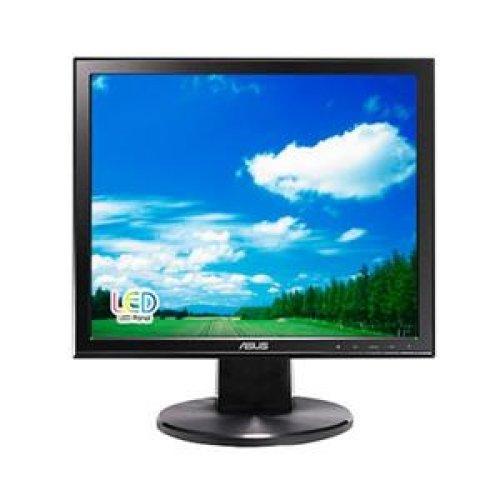 ASUS VB198T-P / 19IN LED 1280X1024 VB198T-P VGA DVI BLACK 5MS SPKR TILT