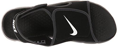Tongs gs Nike 5uk Adjust Sunray 23 ps 4 blanc Gris 3 Garçon Noir 0cm anthracite RTAqwAZn