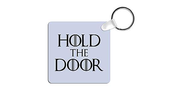 Llavero Hold the door. Parodia Hodor - Juego de tronos ...