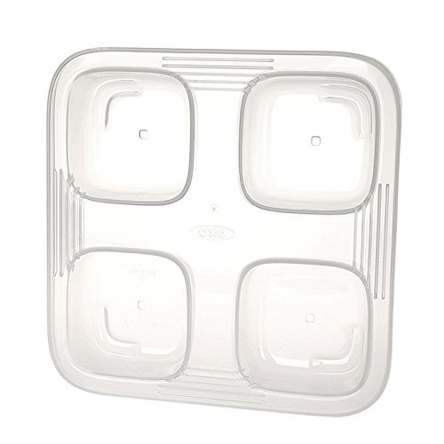 Oxo Tot Glass Baby Blocks Food Storage Containers Aquanew