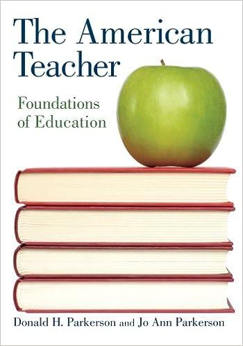 American Teacher: Foundations of Education