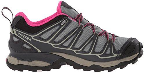 Hot colores Zapatillas Pink Tt Salomon de Varios senderismo Asphalt Light L37916600 Mujer PvCnwx7q