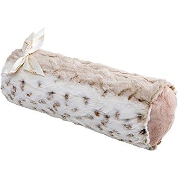 Amazon Com Heated Luxury Spa Neck Roll Lavender Health