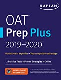img - for OAT Prep Plus 2019-2020: 2 Practice Tests + Proven Strategies + Online (Kaplan Test Prep) book / textbook / text book