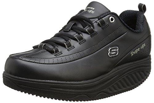 Skechers Voor Ups Werk Vrouwen Vorm Maisto Elon Sneaker Zwart
