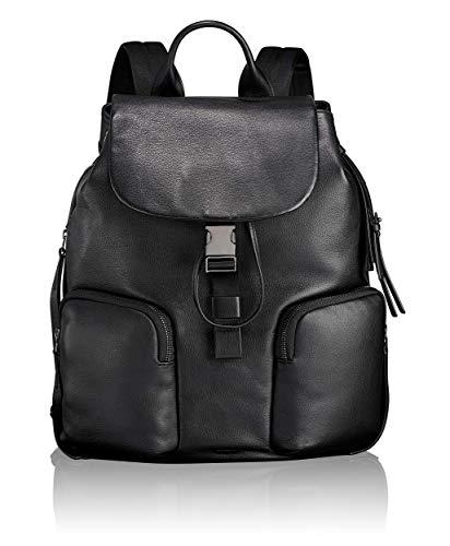 TUMI - Mezzanine Joan Leather Laptop Backpack - 13 Inch Computer Bag for Women - Black