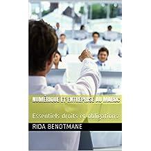 Numérique et entreprises au Maroc: Essentiels droits et obligations (French Edition)