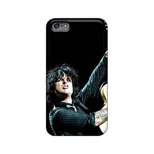 Iphone 6plus SlC18217VdZh Customized Vivid Green Day Pictures Scratch Protection Cell-phone Hard Cover -AaronBlanchette