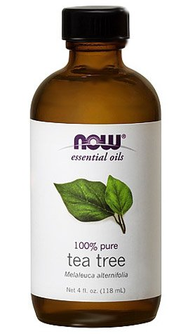 NOW Foods Tea Tree Oil 4 oz