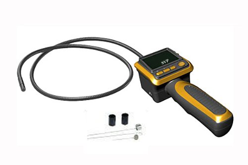 """SVP 9mm Waterproof LED Lens PS-GL8805 Digital Inspection Camera with 2.4"""" Color LCD Display"""
