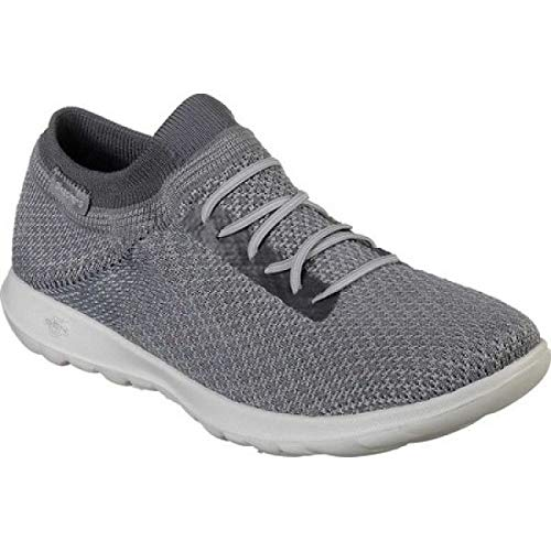 (スケッチャーズ) Skechers レディース ランニング?ウォーキング シューズ?靴 GOwalk Lite Splendid Walking Shoe [並行輸入品]