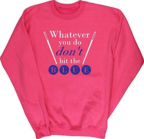 Hippowarehouse Whatever You Do Don't Hit The Blue Kids Children's Unisex...
