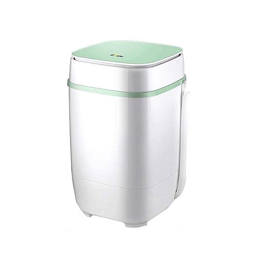 Lavadora Mini Lavadora Lavadora monocilíndrica para niños: Amazon ...