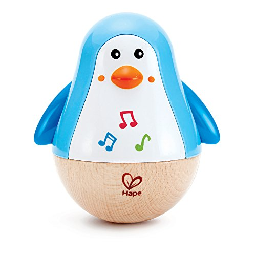 Hape Wobbling Melody Penguin (Wobble Penguin)