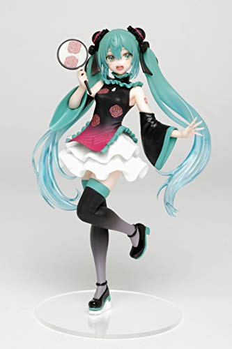 Taito Hatsune Miku ~Mandarin Dress ver~ Prize Figure