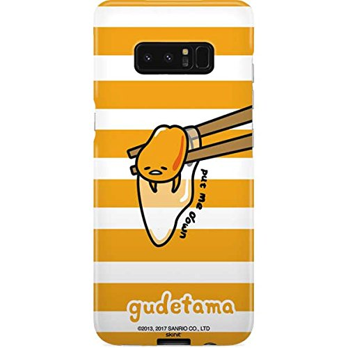 Amazon.com: Gudetama Galaxy Note 8 Funda – Gudetama Put Me ...