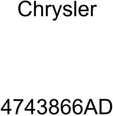Genuine Chrysler 4743866AD Shock Absorber