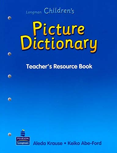 icture Dictionary (Teacher's Resource Book) ()