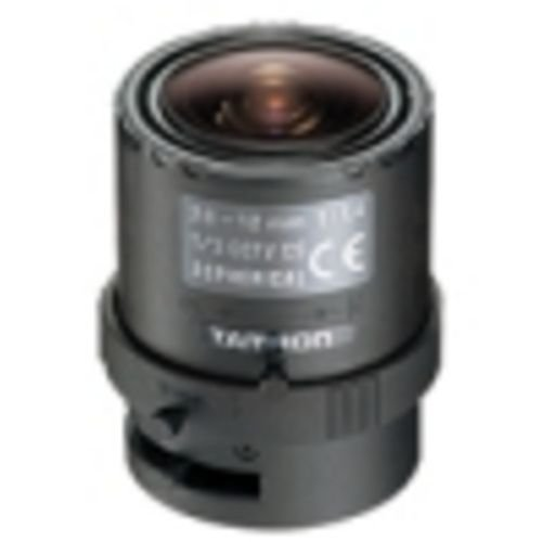1/3 inch aspherical varifocal lens (2.8-12mm f/1.4 dc iris cs mount) -