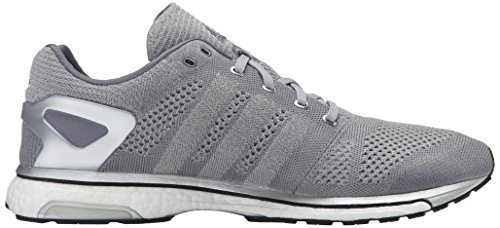 Prime silver Adidas Ltd Adizero Performance Grey white Shoe Running Mid EEq68SwTn