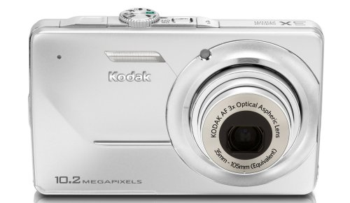(Kodak Easyshare M340 Digital Camera (Silver))