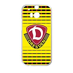 Dynamo Dresden Cell Phone Case for HTC One M8