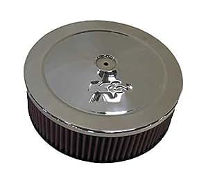"""K&N 59-3364 K&N Flame Arrestor, Fits 5-1/8"""" Flange Diameter Carburetors"""