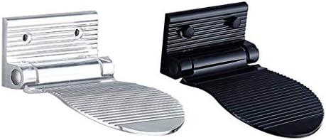 sharprepublic 2個 シャワーステップ シャワー フットレスト 折りたたみ シェービング アルミ合金 簡単に足を洗える