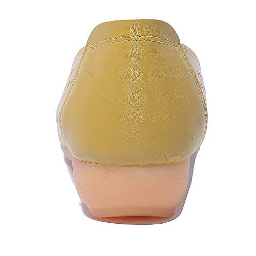 Zeppa Yellow Sandali Donna con APL10456 BalaMasa wO7Xqtw