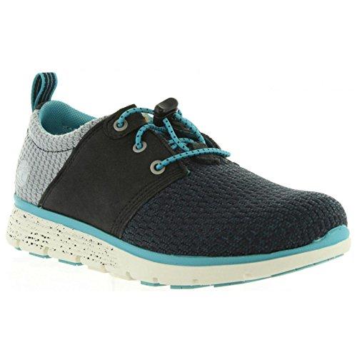 A12GX les de jeunesse baskets oxford TIMBERLAND grésil pour bébés Bleu bleu chaussures lacets wRxx4I0q