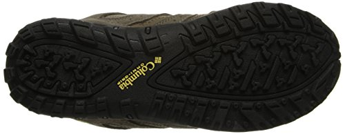Columbia Women's Redmond Mid Waterproof Trail Shoe,Oxford Tan/Sunlit,11 M US by Columbia (Image #3)