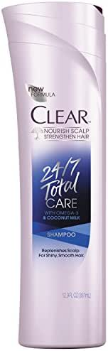 Shampoo & Conditioner: Clear 24/7 Total Care
