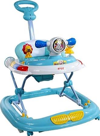 Opinión sobre ARTI Baby Walker - Andador con Actividades - Primeros Passos UFO 6310AT Blue
