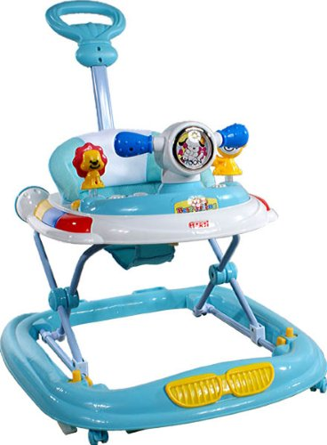 ARTI Baby walker First step Ufo 6310AT bluee Activity Toy Learn and Play