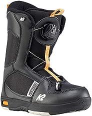 2020 K2 Mini Turbo JR Black Snowboard Boots