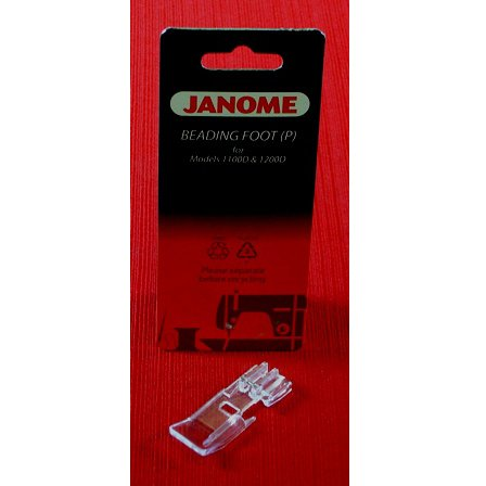 Janome Beading Foot P for 1100D & 1200D Sergers