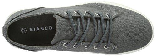 Bianco Flatform Sneaker Jja16, Women's Low-Top Sneakers Grey (15/Grey)
