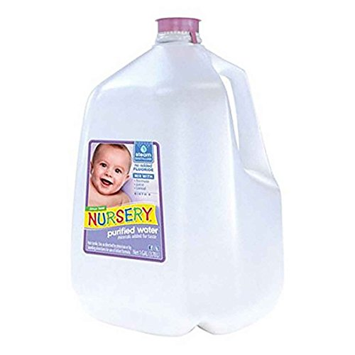 NURSERY WATER, NON FLORIDE , Pack of 6